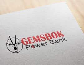 TayybaSiddique1 tarafından logo for Gemsbok Power Bank için no 10