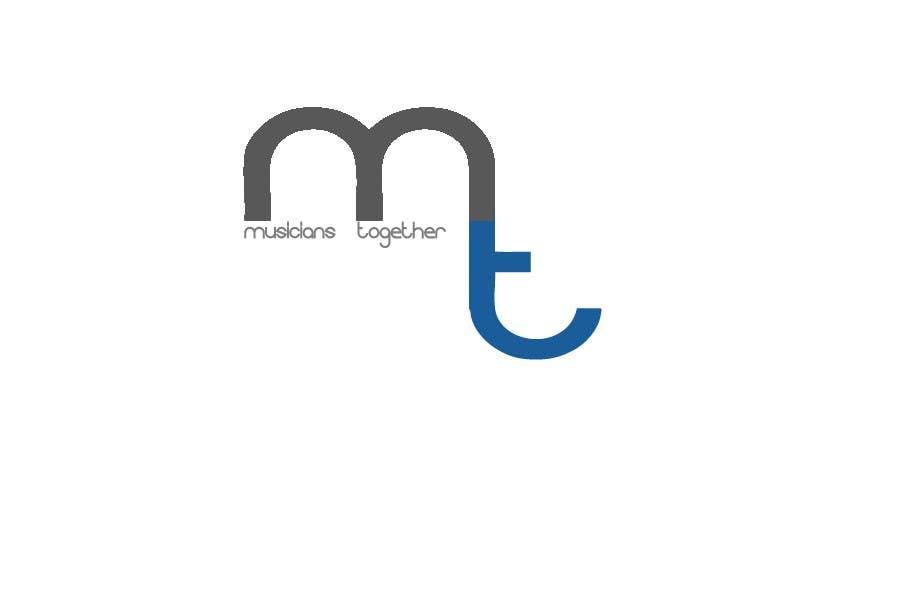Penyertaan Peraduan #6 untuk Logo Design for Musicians Together website