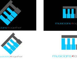 #14 dla Logo Design for Musicians Together website przez sydjeii