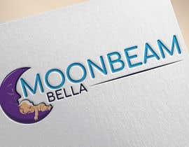 #133 untuk Moonbeam Bella Logo design oleh sk01741740555