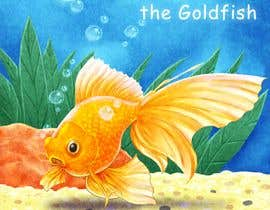 nº 4 pour Gus the Goldfish art par juliantoK