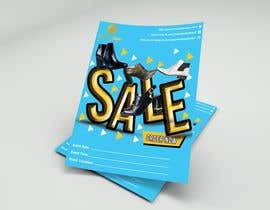 #19 pentru Create a post card for shoe sale event de către anayath2580