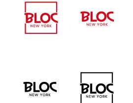 #7 para i need logo - Bloc New York de HashamRafiq2