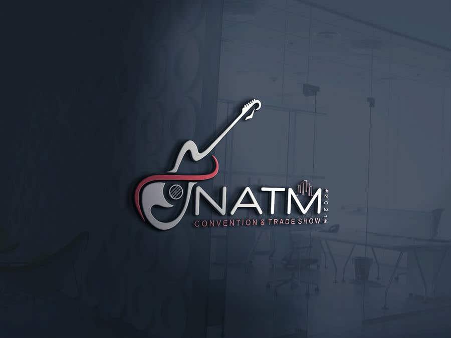 Konkurrenceindlæg #236 for NATM Convention & Trade Show Logo
