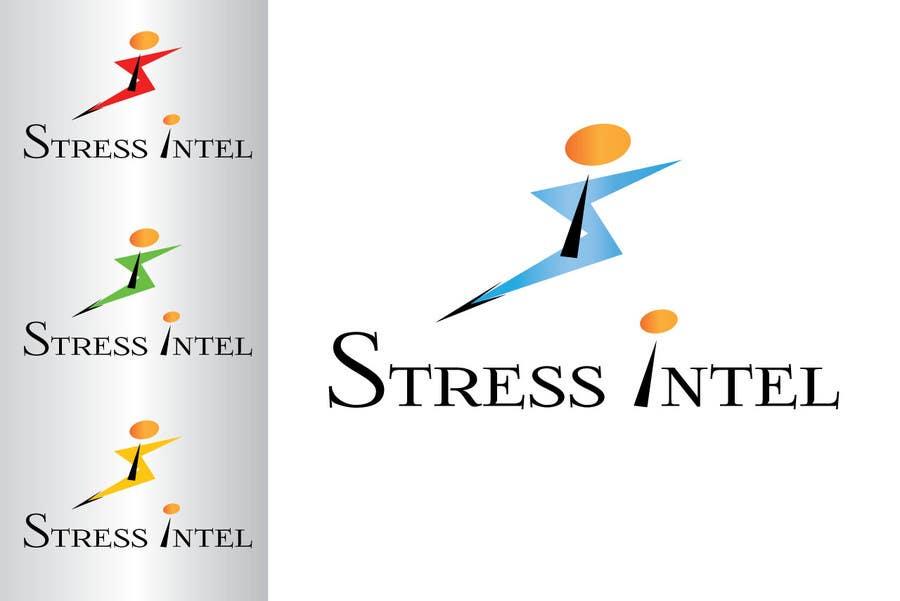 Penyertaan Peraduan #186 untuk Logo Design for StressIntel