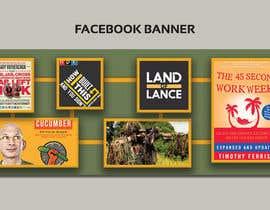 Nro 27 kilpailuun Create a Facebook banner for FB business page käyttäjältä omorcreation