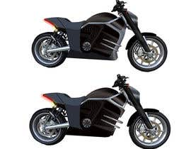 #18 for Design inspiration for electrical motorcycle by Bruno5cd