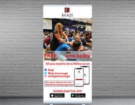 #63 for Promotional Roll Up Banner by wideupgpdesigner