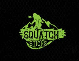 #23 for Squatch Sticks! af maxidesigner29
