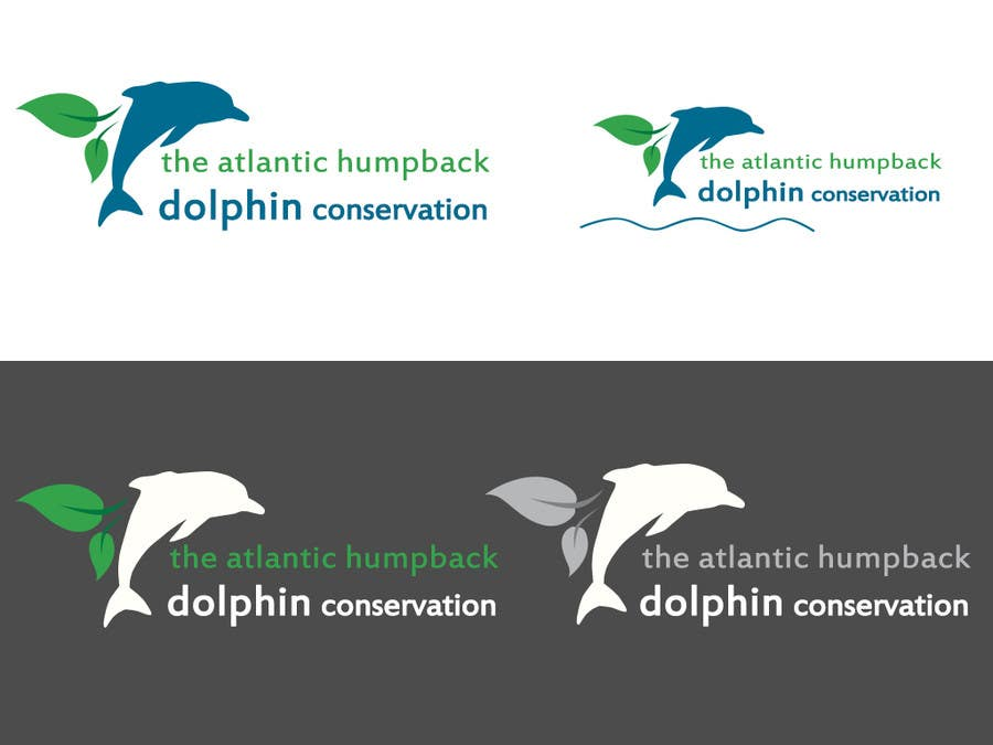 Contest Entry #25 for Logo Design for The Atlantic Humpback Dolphin Conservation Project