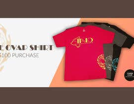 #37 for Free T-Shirt banner by designmenia