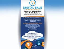 nº 22 pour Pull Up Banner Design For Digital Marketing Agency par deepakshan