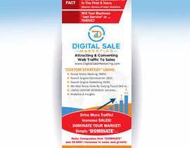 nº 85 pour Pull Up Banner Design For Digital Marketing Agency par deepakshan
