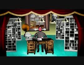 #13 for Monty-Python-Style Animation af desingero