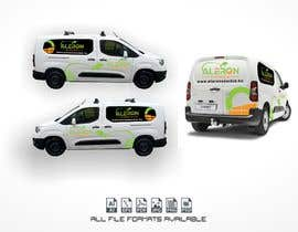 #46 for Create design for our service vehicle by alejandrorosario
