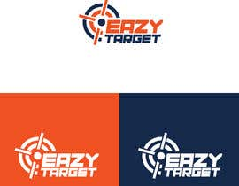 #15 para Design a logo based on my YouTube name Eazytarget something showing an Eazytarget. por khaaaleed
