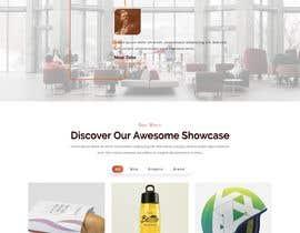 "shahriarfaisal tarafından Design me a front page of a Corporate Website ""Balance"". Winner get a 400$ whole project! için no 10"