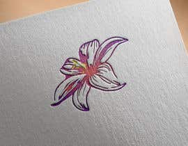 #46 for Draw a passionflower for our logo! af AsadMDesign