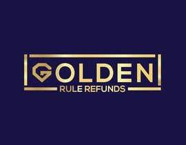 araddhohayati tarafından I need a logo designer for Golden Rule Refunds için no 873