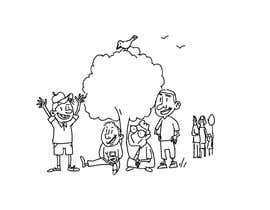 #10 для 20 illustrations for childrens book от berragzakariae