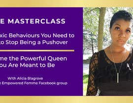 #5 untuk Facebook Cover Photo for a Masterclass oleh iamhossain45