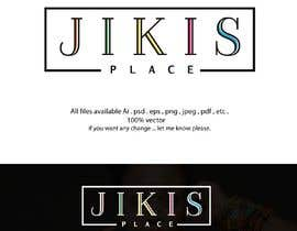 #54 for Jikis Place logo af DonnaMoawad