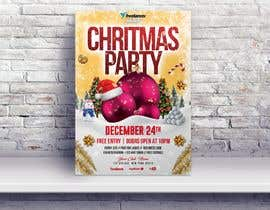#227 untuk Create a flyer / invitation for our company Christmas Party - Contest oleh MdFaisalS