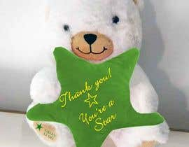 #37 for Brand these wonderful teddy bears with our logo af adstyling