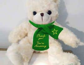 #39 for Brand these wonderful teddy bears with our logo af adstyling