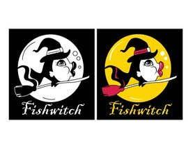 #59 untuk Fishwitch Logo/Illustration oleh kaushalyasenavi