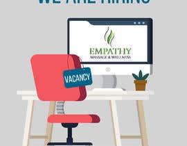 #7 untuk Attractive Hiring Employee Ad Poster oleh raptargraphix