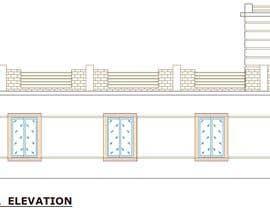 #2 untuk Need an Elevation of attached plan oleh joyontadas