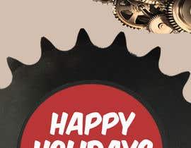 "#43 для ""Happy Holidays 2020""- graphic with machines от umardesigner50"