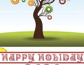 "#44 для ""Happy Holidays 2020""- graphic with machines от GraphicSycho"