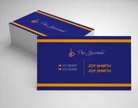 shabiha450 tarafından Make a business card for musical duo için no 230