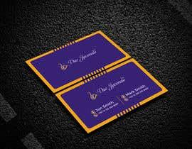 asifurrahman18 tarafından Make a business card for musical duo için no 235