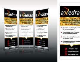 #48 cho aXedras Banner bởi YhanRoseGraphics