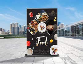 #33 cho Design a banner for restaurant bởi nadiacharfa