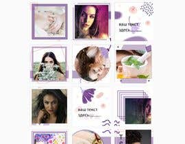 #15 for Beautiful template for Instagram Profile by Sophialee4