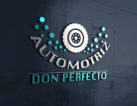 #39 untuk Logo autolavodo de vehiculos oleh LuckasDesigner