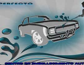 #44 untuk Logo autolavodo de vehiculos oleh triarq