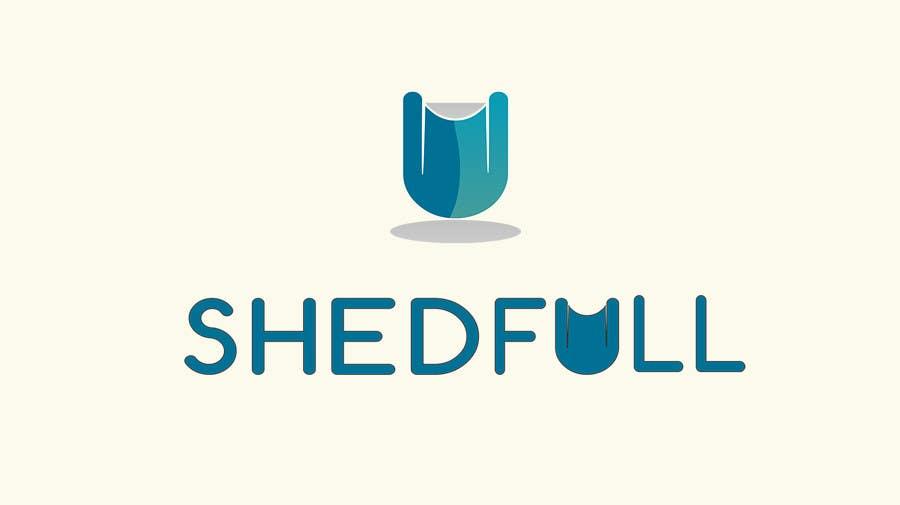 Bài tham dự cuộc thi #16 cho Logo Design for Shedfull.com