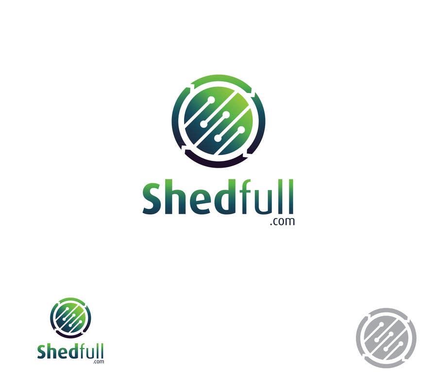 Penyertaan Peraduan #24 untuk Logo Design for Shedfull.com