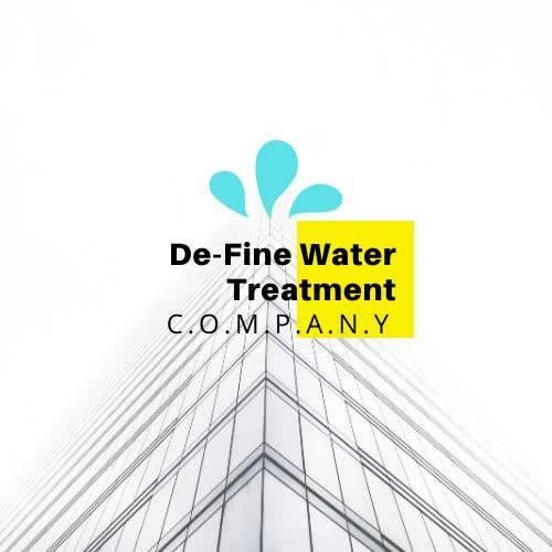 Penyertaan Peraduan #36 untuk Design a logo for Water Purifier Company
