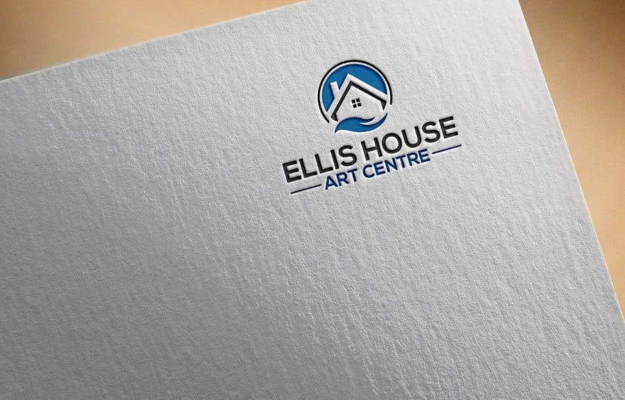 """Intrarea #97 pentru concursul """"Logo Design - Ellis House Art Centre"""""""