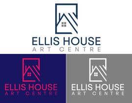 #315 para Logo Design - Ellis House Art Centre por eahsan2323