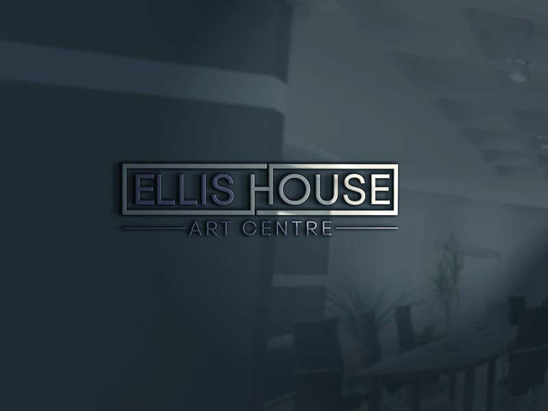 """Intrarea #                                        316                                      pentru concursul """"                                        Logo Design - Ellis House Art Centre                                     """""""