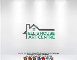 #320 pentru Logo Design - Ellis House Art Centre de către kawshair