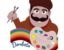 #13 for Cartoon character design - diseño de pintor caricatura by RSsnigdha