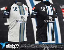 #20 для Soccer Uniform Designs от allejq99